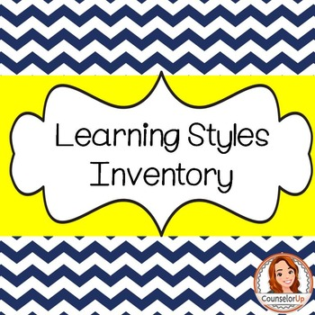 Lesson - Learning Styles Inventory