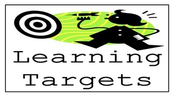 Learning Target Posters
