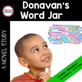 DONAVAN'S WORD JAR {Learning Through Literature Series}
