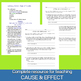 Learning about Cause and Effect (Reading Comprehension for