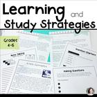 Learning and Study Strategies