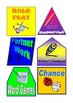 Learning centre cards / labels