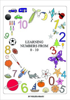 Learning numbers from 0-10