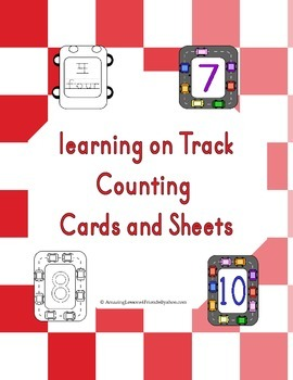 Learning on Track Counting cards and Sheets
