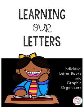 Learning our Letters: Alphabet Books and Organizers
