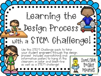 Learning the Design Cycle Process with a STEM Engineering
