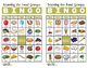 Learning the Food Groups Bingo