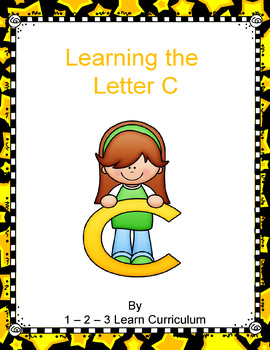 Learning the Letter C