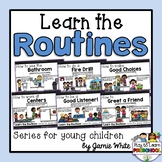 Routines Bundle - EDITABLE!