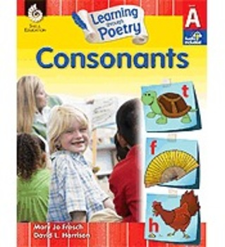 Learning through Poetry: Consonants