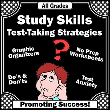 study skills test taking strategies
