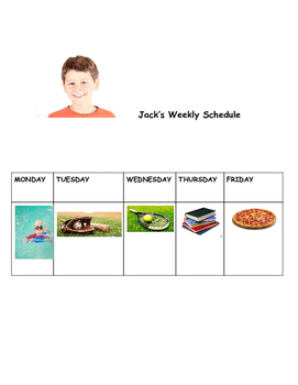 Learning to Read a Schedule