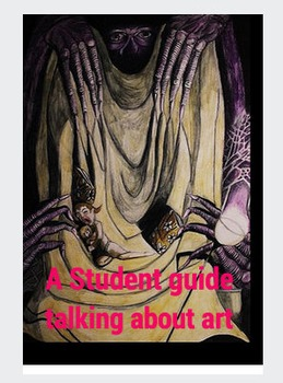 Learning to talk about art