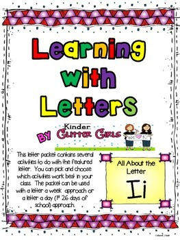 Learning with Letters:  All About the Letter Ii