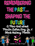 Learning with Martin & His Friends {Black History Craftivi