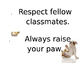 Leash Laws Class Rules