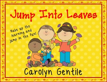 Leaves! Jump Into Leaves!