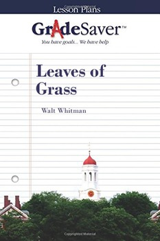 Leaves of Grass Lesson Plan