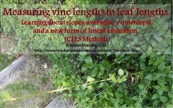 Leaves vs Vines: Using Biology to understand Algebra
