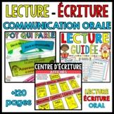 Lecture Écriture et Communication orale (ensemble complet)