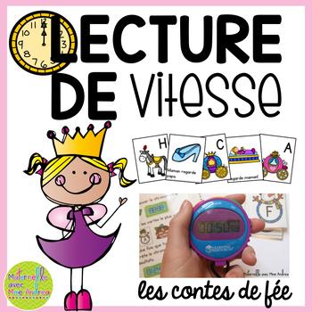 Lecture de vitesse - les Contes de fée (FRENCH Fluency Pra