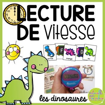 Lecture de vitesse - les Dinosaures (FRENCH Dinosaur Fluen