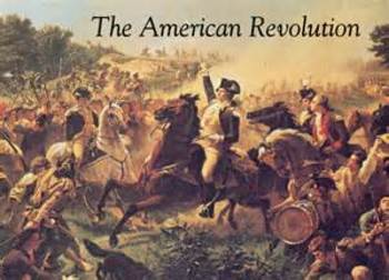 Lecture on the American Revolution