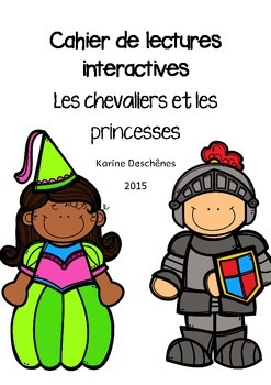 Lectures interactives - chevaliers et princesses