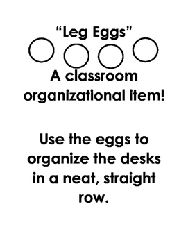 Leg Eggs