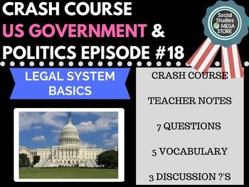 Legal System Basics: Crash Course Government and Politics #18