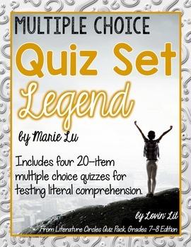 Legend Quiz Set