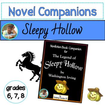 Legend of Sleepy Hollow: Book Companion & Non-Fiction Pass