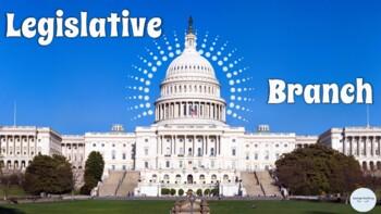 Legislative Branch INTERACTIVE!!! powerpoint