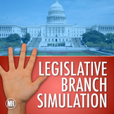Legislative Branch Simulation (How a Bill Becomes a Law)
