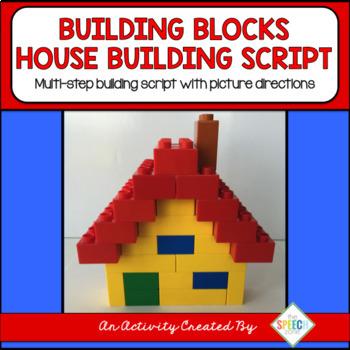 Lego Duplo House Building Script