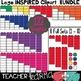 Lego Inspired Clipart 220 Piece MATH MEGA BUNDLE - $$ Save 50% $$