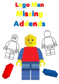 Lego Man Missing Addends!