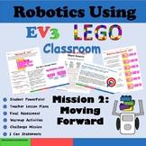 Lego Mindstorms EV3 Mission 2:  The Steering Block