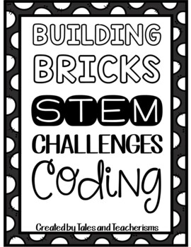 Lego STEM/STEAM Coding Challenge Projects
