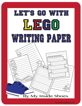 Lego Writing Paper
