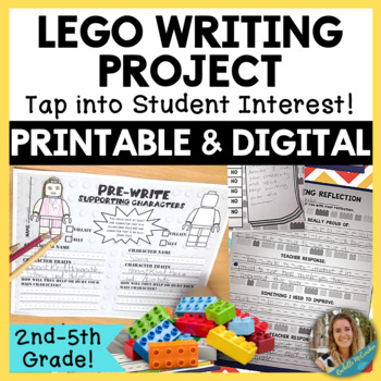 Lego Writing Project- Scaffolded Writing Project to Promot