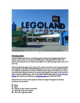 Legoland California 2013: A Planet Explorers Travel Guide