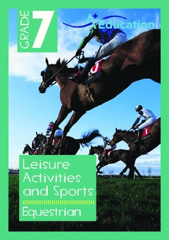 Leisure Activities and Sports - Equestrian - Grade 7