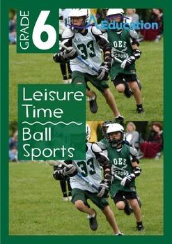 Leisure Time - Ball Sports - Grade 6