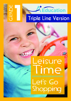 Leisure Time - Let's Go Shopping - Grade 1 (with 'Triple-T