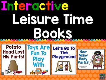 Leisure Time & Play Interactive Books