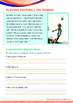Leisure Time - Playing Football on Sunday - Grade 1 (with