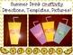 Lemonade Craftivity with Literacy and Math Practice