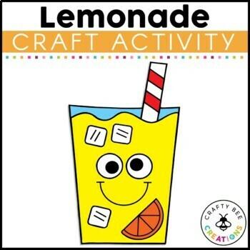 Lemonade Cut and Paste