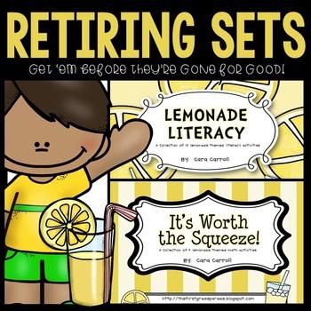 Retiring Math & Literacy